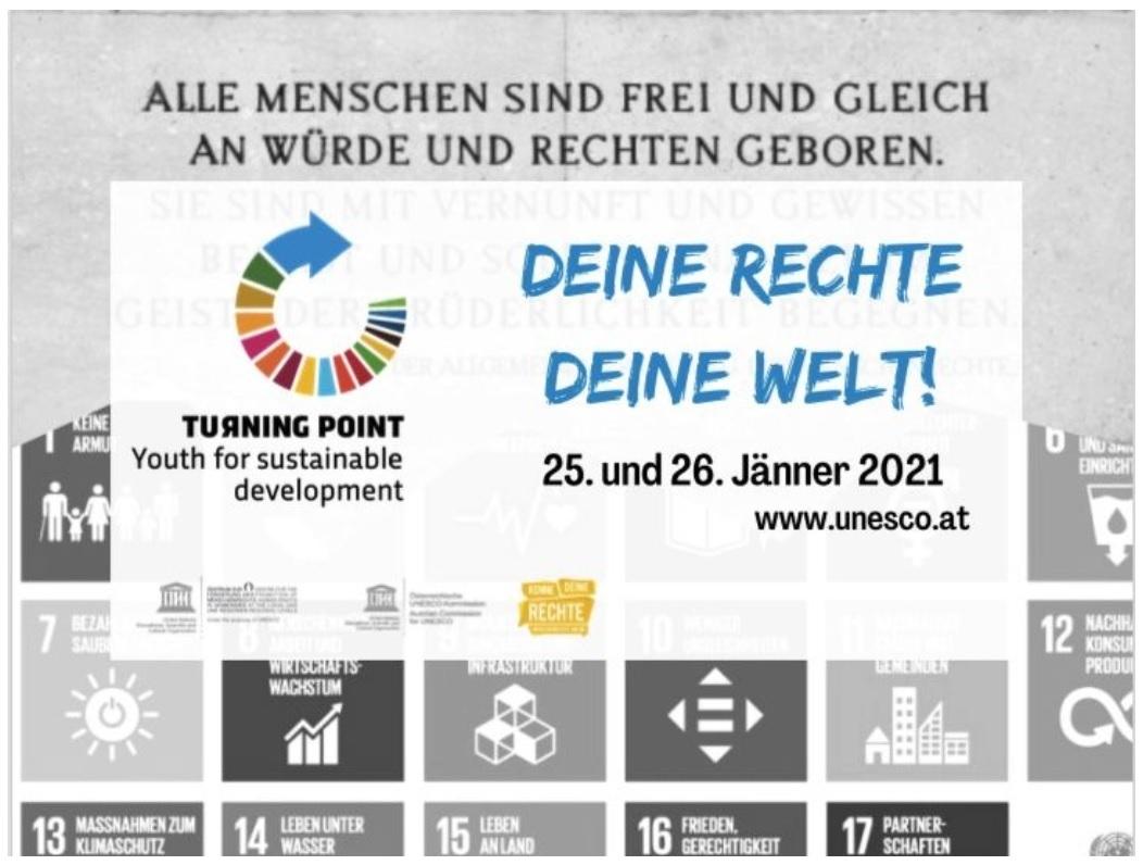 Deine-Rechte-Deine-Welt-Plakat